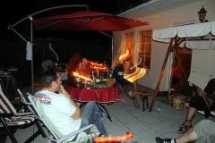2011-08-20: Grillen bei T&T Curdt