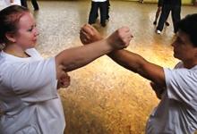 Kung Fu ist für Frauen genauso interessant wie für Männer