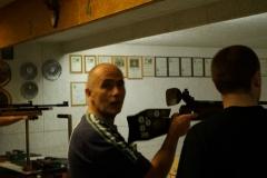 2008-10-18: Schiessen