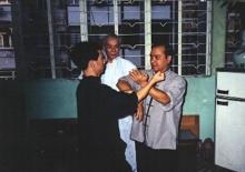 Inneres Kung Fu: Kontakt - Gefühl - Kontrolle